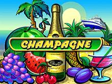Champagne в Вулкан Удачи