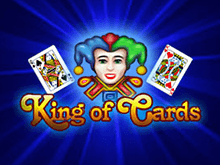 King of Cards в Вулкан Удачи