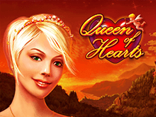 Автомат онлайн Queen of Hearts