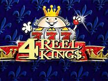 Игра на реальные деньги 4 Reel Kings