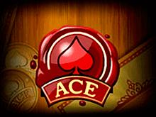 Играть на деньги в автомат Ace