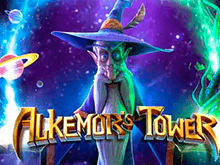 Играть онлайн в Alkemors Tower