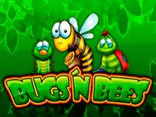Играть в клубе Вулкан Удачи в слот Bugs'n Bees