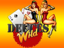 Deuces Wild на деньги