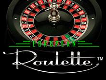European Roulette играть на деньги