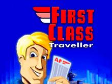 Играть в клубе Вулкан Удачи в слот First Class Traveller