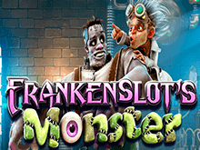 Frankenslot's Monster на деньги