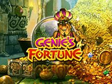 Игровой автомат на деньги Genie's Fortune