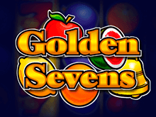 Играть в клубе Вулкан Удачи в слот Golden Sevens