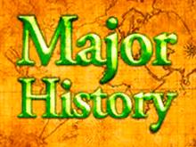Играть в клубе Вулкан Удачи в автомат Major History