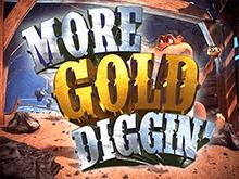More Gold Diggin играть онлайн
