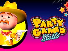 Игра на реальные деньги Party Games Slotto