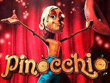 Pinocchio играть онлайн