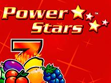 В Вулкане Удачи играть в автоматы Power Stars