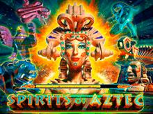 Играть в клубе Вулкан Удачи в автомат Spirits of Aztec
