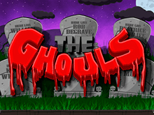 Автомат на деньги The Ghouls