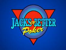 Jacks or Better играть на деньги