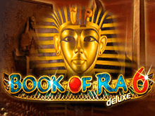 Играть онлайн в Book Of Ra 6 Deluxe