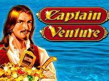 Капитан Вентура в казино Вулкан