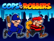 Играть на реальные деньги в Cops 'N' Robbers в Вулкан