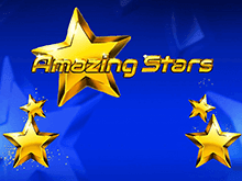 Удивительные Звезды в казино на реальные деньги