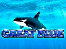 Great Blue в казино на деньги