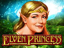 Elven Princess в Вулкане Удачи
