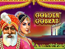 Golden Cobras Deluxe играйте бесплатно