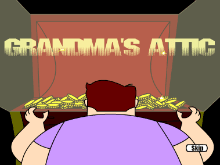 Играть на деньги в Grandmas Attic