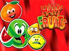 Игровые автоматы Happy Fruits