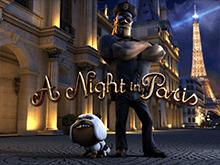 Игровой автомат Ночь В Париже в Вулкане Платинум