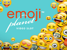 автомат Emoji Planet Video Slot