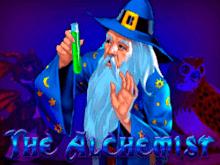 На игровом портале для членов клуба The Alchemist