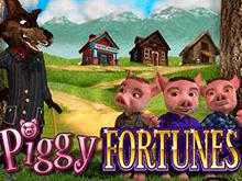 Виртуальный автомат игрового сайта – Piggy Fortunes