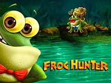 Классический автомат Frog Hunter на сайте