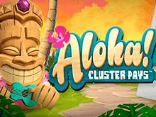 Игровой автомат Aloha Cluster Pays с интересными правилами игры