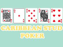 Карибский Стад Покер: играйте в классический покер онлайн