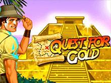 В Поисках Золота — виртуальный игровой автомат от Новоматик