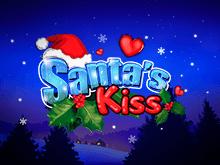 Поцелуй Санты: слот с новогодней тематикой