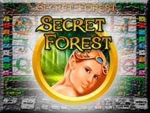Таинственный лес: автомат с символами в виде сказочных персонажей