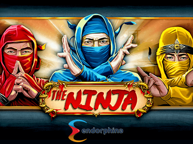 Игровой автомат The Ninja от Endorphina