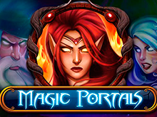 Онлайн-аппарат Magic Portals