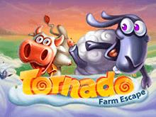 Играть в автомат Tornado: Farm Escape от NetEnt